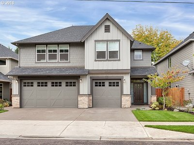 Wilsonville Single Family Home For Sale: 28565 SW Canyon Creek Rd