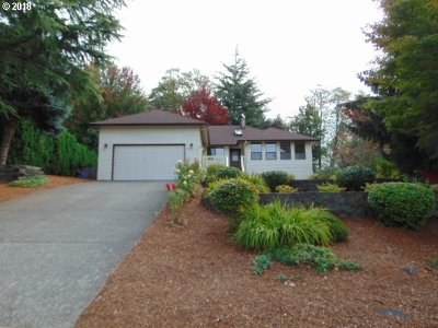 Washougal Single Family Home For Sale: 1806 42nd Ct