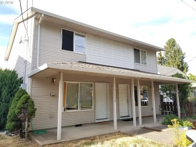 Clackamas County, Multnomah County, Washington County Multi Family Home For Sale: 10835 NE Broadway