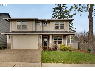 Tigard Single Family Home For Sale: 12273 SW Winterview Dr