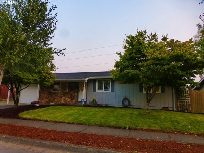 Eugene Single Family Home For Sale: 4700 Marshall Ave