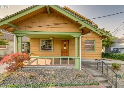 Single Family Home For Sale: 4228 SE Powell Blvd