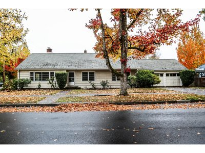 Single Family Home For Sale: 2290 Harris St