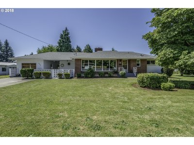 Washougal Single Family Home For Sale: 832 C St