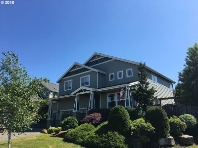 Camas Single Family Home For Sale: 3831 NW 14th Ave