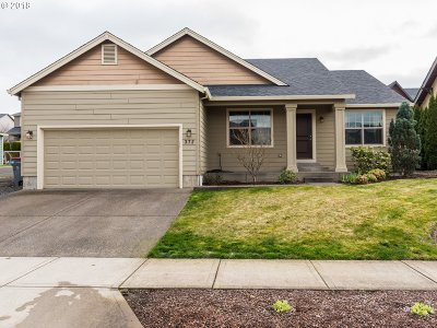 Newberg, Dundee, Mcminnville, Lafayette Single Family Home For Sale: 372 SW Mt Mazama St