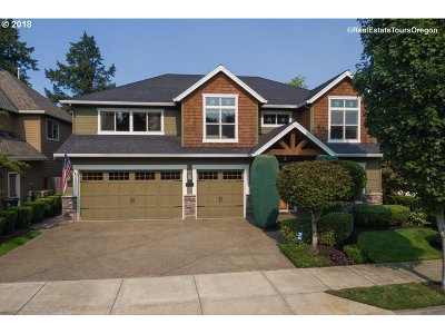 Tualatin Single Family Home For Sale: 22589 SW 96th Dr