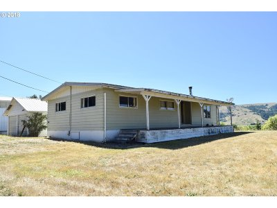 Gold Beach Single Family Home For Sale: 95171 Vista Loop