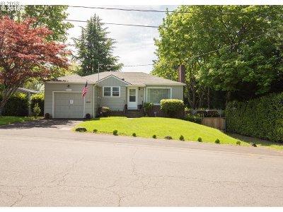Portland Single Family Home For Sale: 5222 SW Iowa St