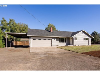 Springfield Single Family Home For Sale: 1780 Hayden Bridge Rd