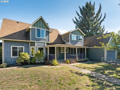 Single Family Home For Sale: 7128 N Buchanan Ave