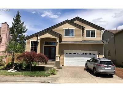 Single Family Home For Sale: 15177 NW Moresby Ct