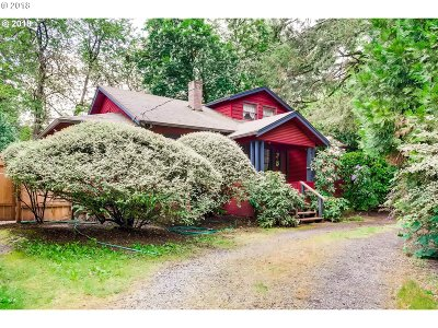 Oregon City Single Family Home For Sale: 20176 S Central Point Rd