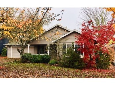 Newberg Single Family Home For Sale: 3101 N Center St