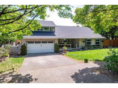 Single Family Home For Sale: 11545 SW Settler Way