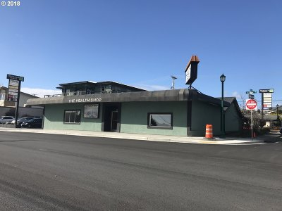 Commercial For Sale: 604 Railroad St
