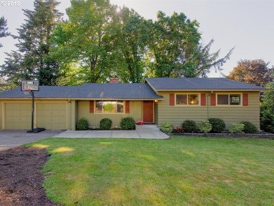 Portland Single Family Home For Sale: 95 NW 89th Ave
