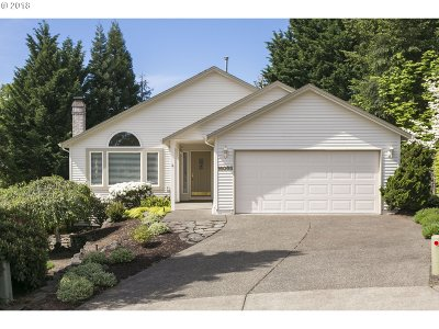 Tigard Single Family Home For Sale: 16065 SW 130th Ter
