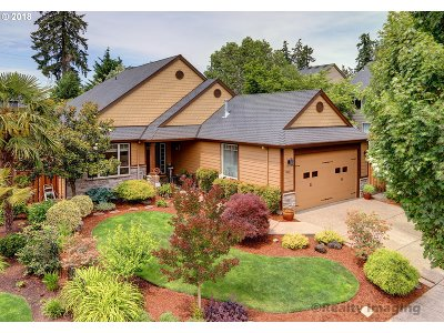 Tualatin Single Family Home For Sale: 22861 SW 109th Ter