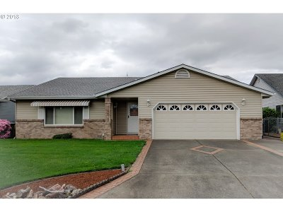 Woodburn Single Family Home For Sale: 2172 Lilac Way