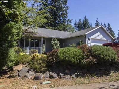Estacada Single Family Home For Sale: 476 SE Dance Dr