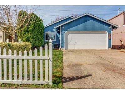 Beaverton, Aloha Single Family Home For Sale: 2297 SW 218th Dr