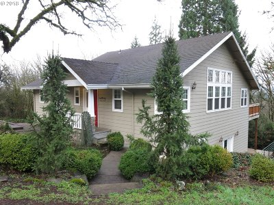 West Linn Single Family Home For Sale: 2395 Randall St