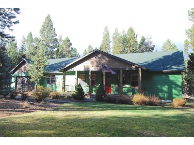Bend Single Family Home For Sale: 56700 Spring River Loop