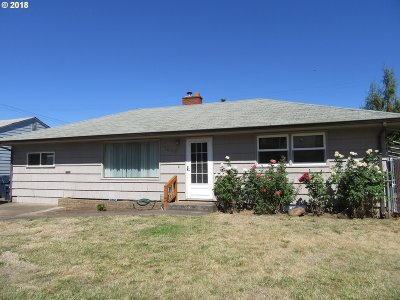 Springfield Single Family Home For Sale: 1428 Pleasant St