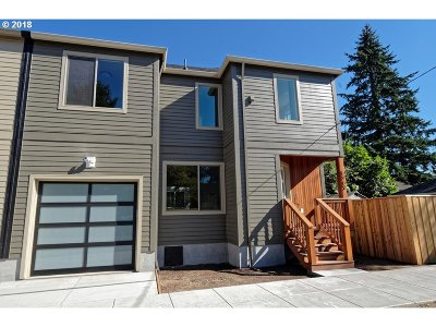 Single Family Home For Sale: 5930 SE 96th Ave