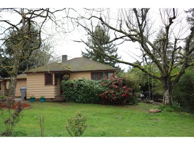 Tigard Single Family Home For Sale: 6870 SW Baylor St