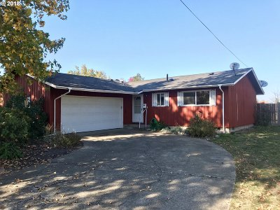 Eugene Single Family Home For Sale: 1085 W 24th Ave