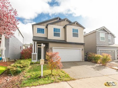 Washougal WA Single Family Home Sold: $297,000