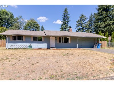 Vancouver Single Family Home For Sale: 12306 NE 10th St