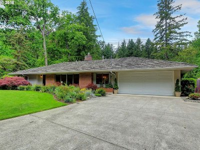 Single Family Home For Sale: 4767 NW Woodside Ter