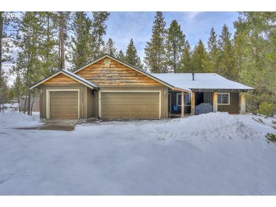 Bend Single Family Home For Sale: 17020 Glendale Rd