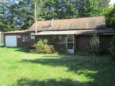 Coos Bay Single Family Home For Sale: 92644 Cape Arago Hy
