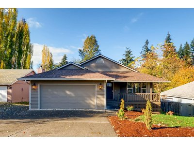 Vancouver Single Family Home For Sale: 10010 NW 4th Ave