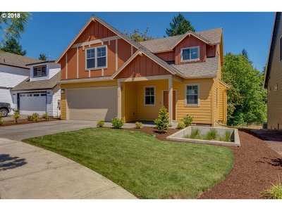 Newberg Single Family Home For Sale: 756 Corinne Dr