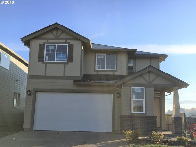 Forest Grove Single Family Home For Sale: 3413 Chestnut Dr #Lot20