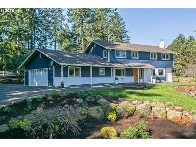 Tualatin Single Family Home For Sale: 24601 SW 65th Ave