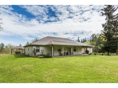 Deer Island Single Family Home For Sale: 31233 Canaan Rd