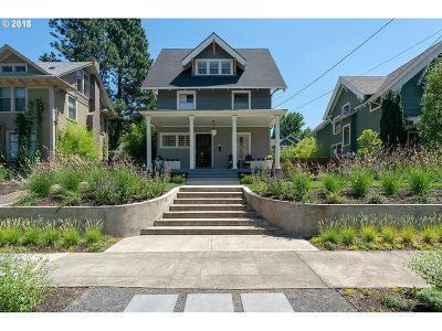 Single Family Home For Sale: 2206 NE 17th Ave