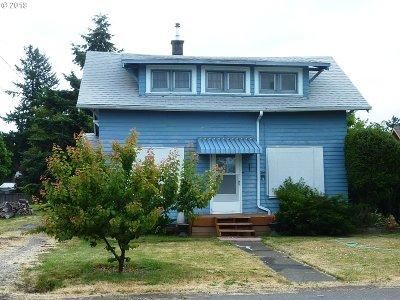 Eugene Single Family Home For Sale: 189 Foch St