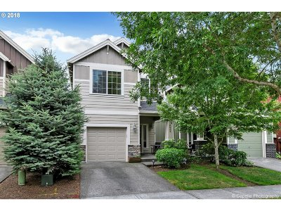 Hillsboro, Cornelius, Forest Grove Single Family Home For Sale: 4626 SE Olivewood St