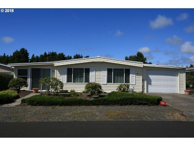 Florence OR Single Family Home For Sale: $164,900