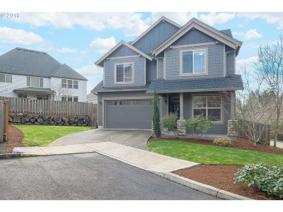 Tigard Single Family Home For Sale: 16396 SW Bray Ln