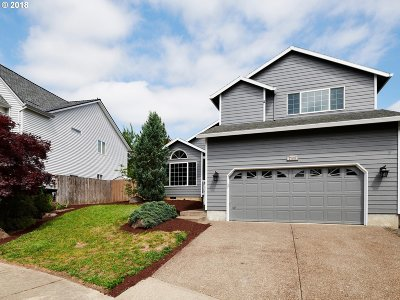 Beaverton, Aloha Single Family Home For Sale: 7768 SW 174th Pl