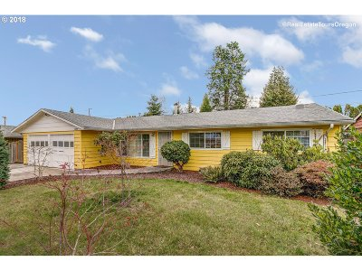 Beaverton OR Single Family Home For Sale: $299,900