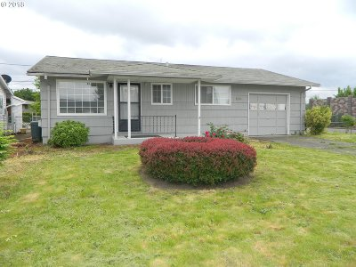 Woodburn Single Family Home For Sale: 1396 Rainier Rd